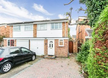 Thumbnail 3 bedroom semi-detached house for sale in High Meadows, Chigwell