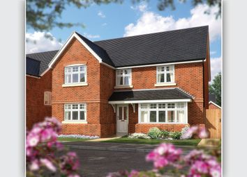 "Thumbnail 5 bed detached house for sale in ""The Chester"" at Station Road, Long Buckby, Northampton"