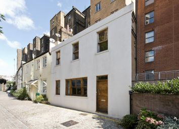 Thumbnail 2 bed mews house to rent in Mcleod's Mews, London