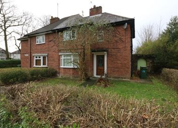 Thumbnail 3 bed semi-detached house for sale in Church Road, Bebington, Wirral