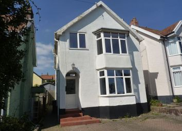 Thumbnail 3 bed detached house for sale in Ferndown Road, Lyme Regis