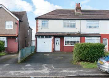 Thumbnail 4 bed end terrace house for sale in Asmall Lane, Ormskirk