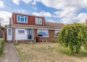 Thumbnail 4 bed semi-detached house for sale in Pepys Way, Rochester, Strood.