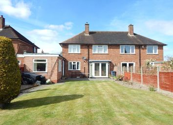 Thumbnail 4 bedroom semi-detached house for sale in Green Meadow Road, Selly Oak, Birmingham