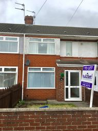 Thumbnail 2 bedroom terraced house to rent in Swaledale Avenue, Hull