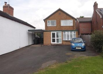 Thumbnail 3 bed detached house for sale in Golden Cross Lane, Catshill, Bromsgrove