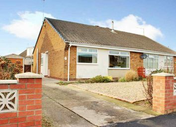 Thumbnail 2 bed semi-detached bungalow for sale in St. Nicholas Drive, Hornsea