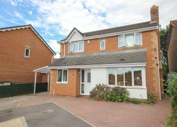 Thumbnail 4 bed detached house for sale in Kingfisher Close, Bradley Stoke, Bristol