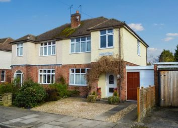 Thumbnail 3 bed semi-detached house to rent in Yardley Drive, Leicester