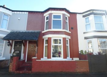 Thumbnail 3 bed property to rent in Chelsea Road, Litherland