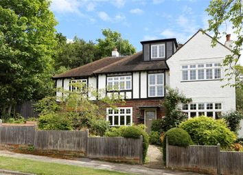 Thumbnail 6 bedroom detached house for sale in Conway Road, Wimbledon
