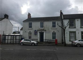 Thumbnail Retail premises for sale in Royal Bank Of Scotland - Former, 21, High Street, Lochmaben, Dumfries & Galloway, Scotland