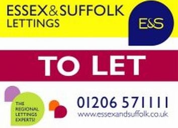 Thumbnail 1 bed flat to rent in Castle Road, Colchester, Essex