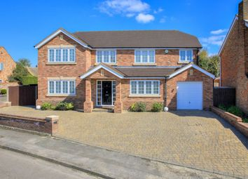 6 bed detached house for sale in Farringford Close, St. Albans AL2