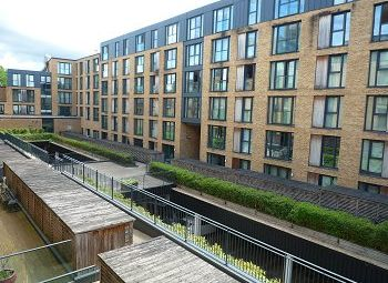 Thumbnail 2 bed flat for sale in Southside, St Johns Walk, Birmingham