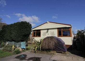 Thumbnail 2 bed mobile/park home for sale in Second Avenue, Kingsleigh Park Homes, Benfleet