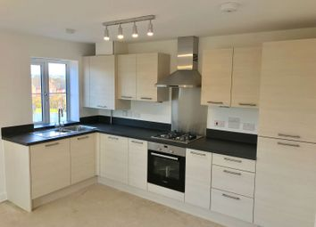 Thumbnail 2 bed flat for sale in Gipping Road, Great Blakenham, Ipswich