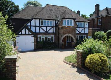 5 bed detached house for sale in Warren Hill, Epsom KT18