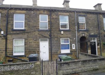 Thumbnail 1 bed terraced house to rent in North Parade, Morley, Leeds