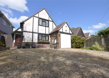 Thumbnail 4 bed detached house for sale in Hook End Road, Hook End, Brentwood, Essex