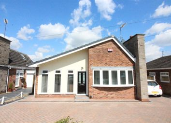 Thumbnail 3 bed detached bungalow for sale in The Wolds, Cottingham
