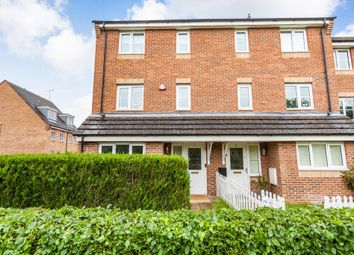 Thumbnail 4 bed end terrace house for sale in Winthorpe Gardens, Borehamwood