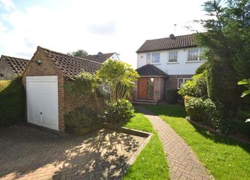 Thumbnail 3 bed semi-detached house for sale in Rosehill Close, Hoddesdon