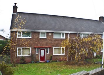 Thumbnail 3 bedroom end terrace house for sale in Redwell Road, Prudhoe