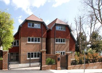 Thumbnail 4 bed semi-detached house for sale in St Aubyn's Avenue, Wimbledon