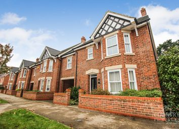 Thumbnail 4 bed link-detached house for sale in Crowsley Road, Kempston, Bedford