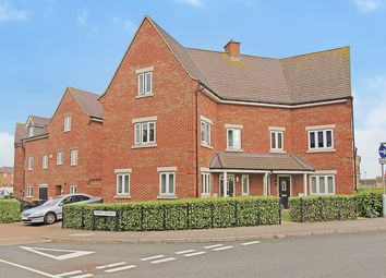 Thumbnail 4 bedroom semi-detached house for sale in Rochester Way, Shortstown, Bedford