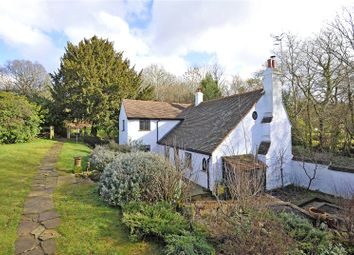 Thumbnail 4 bed detached house for sale in Northcote Lane, Shamley Green, Guildford, Surrey