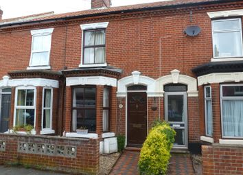 Thumbnail 2 bed terraced house to rent in Muriel Road, Norwich
