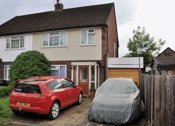 Thumbnail 3 bed semi-detached house for sale in Park Close, Strood Green, Betchworth