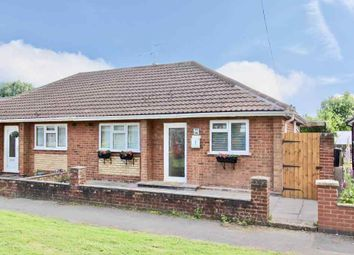 Thumbnail 2 bed semi-detached bungalow for sale in Stonewell Crescent, Nuneaton