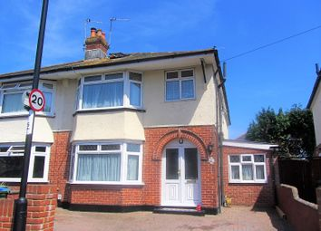 Thumbnail 4 bedroom semi-detached house for sale in Brookside Avenue, Southampton