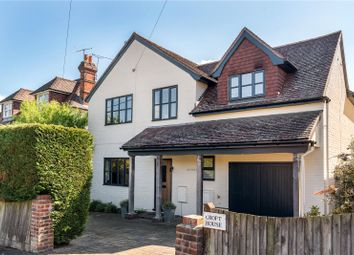 Thumbnail 4 bedroom detached house for sale in Ridgley Road, Chiddingfold, Godalming, Surrey