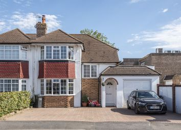 Kingswood Avenue, South Croydon CR2. 4 bed semi-detached house