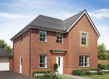 "Thumbnail 4 bed detached house for sale in ""Radleigh"" at Blenheim Avenue, Brough"