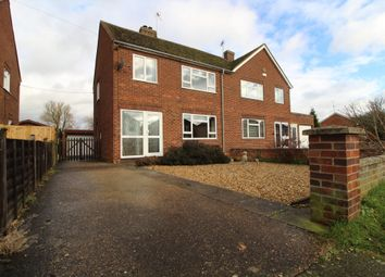 Thumbnail 4 bed semi-detached house for sale in Willen Road, Newport Pagnell, Buckinghamshire