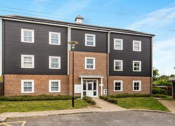 Thumbnail 2 bed flat for sale in 19 Pondside Avenue, Worcester Park, Surrey