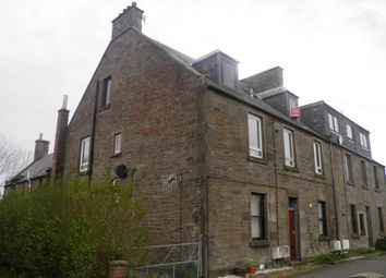 Thumbnail 3 bed flat to rent in Suttieside Road, Forfar