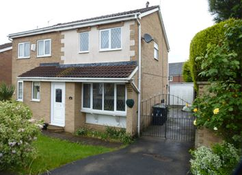 Thumbnail 3 bed semi-detached house for sale in Acorn Avenue, Giltbrook, Nottingham