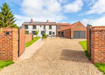 Thumbnail 4 bed detached house for sale in Woodbine Cottage, Pinfold Lane, Fishlake, Doncaster, South Yorkshire