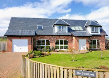 Thumbnail 4 bed detached house for sale in The Swallows, Stobswood, Longformacus, Duns