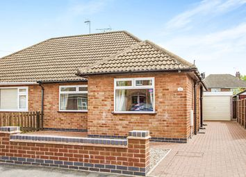 Thumbnail 2 bed bungalow for sale in Keswick Road, Blaby, Leicester