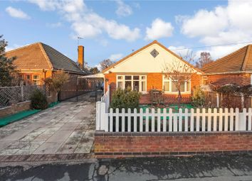 Thumbnail 2 bed bungalow for sale in Merton Avenue, Syston, Leicester, Leicestershire
