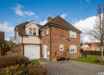 Thumbnail 4 bed detached house for sale in Woodlees Close, Sellindge, Ashford
