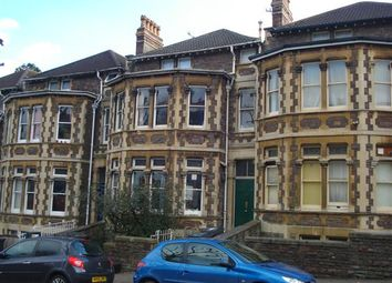 Thumbnail 4 bedroom flat to rent in Clarendon Road, Redland, Bristol