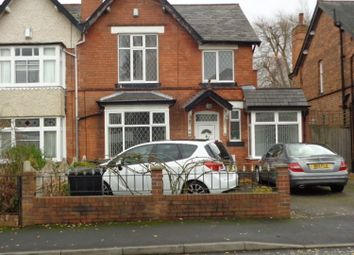 Thumbnail 4 bed semi-detached house for sale in Merton Road, Moseley Birmingham